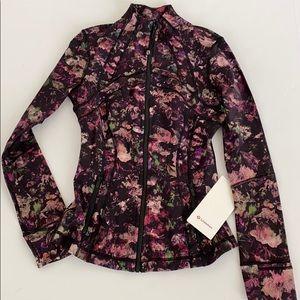 Lululemon define jacket luxtreme floral